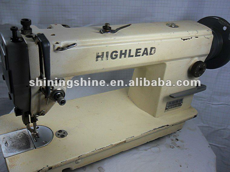 used dial sew gloves industrial sewing machine