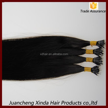 High quality nano ring hair extension nano tip hair products mini beads hair extensions