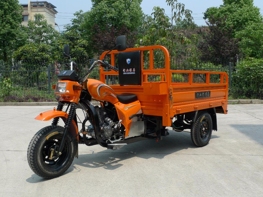 trade assurance 200cc 250cc hot sale heavy loading cargo tricycle