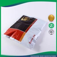 Top Quality Custom Printing Logo Environmental Protection Adhesive Seal Mailing Reusable Plastic Envelopes