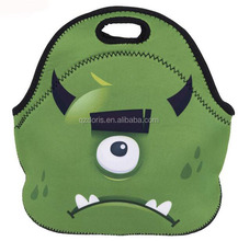 animal shaped neoprene cooler lunch bag for kids