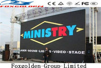 2015 hot sale hd P10 led display full sexy xxx movies outdoor led display p10 led display