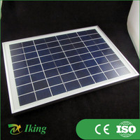 High Efficiency A Grade Cell 50W 100W Export Solar Panel