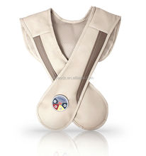 China Best Selling Electric Infrared Kneading and Tapping Massage Pillow-803S