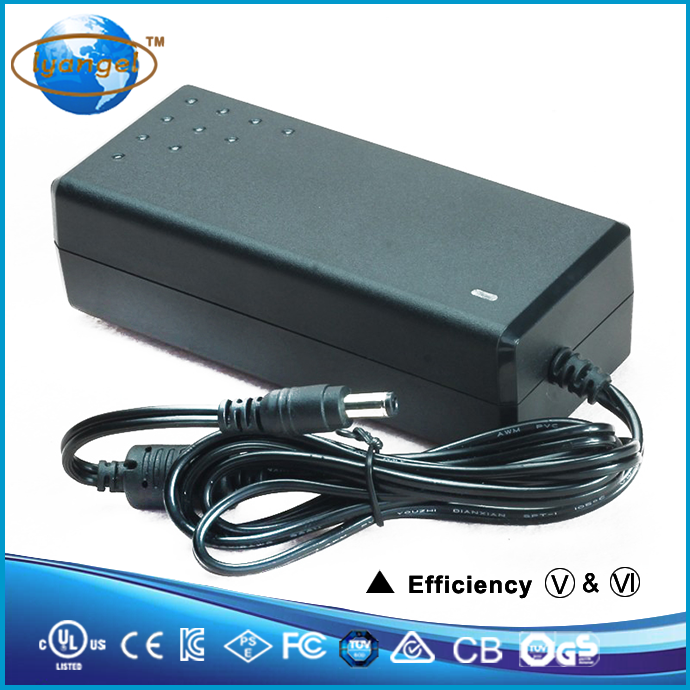 CE certificated waterproof single output 48w 24v dc led driver power supply