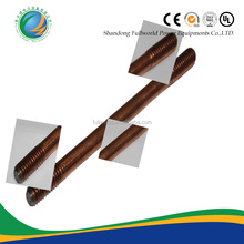 Long use life and high quality earthing rod