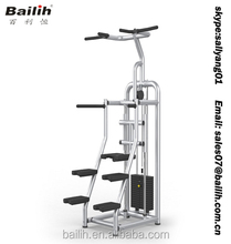 New Gym Easy Chin Dip machine/pull up exercise equipment