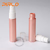 2018 trending products cosmetics packaging refillable 12ml small plastic spray bottle