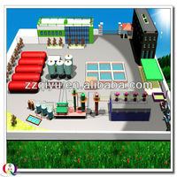 Newest Technology Waste Oil Recycling Machine