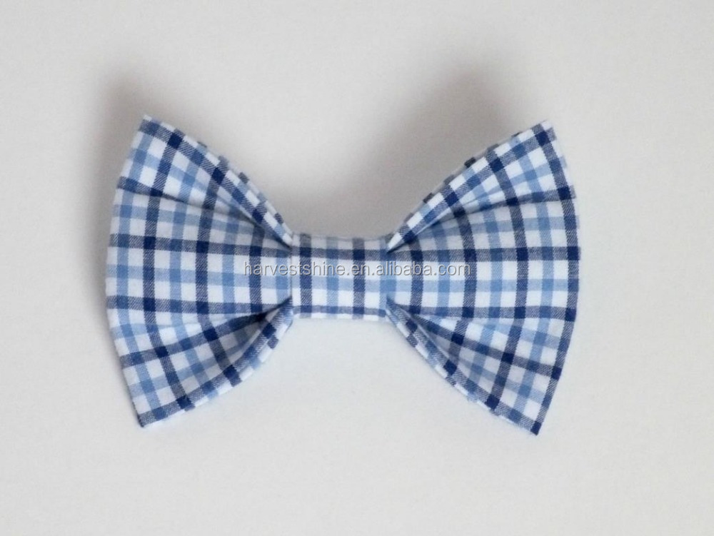 Fashion Fabric Checked Bow Tie For Men,Wholesale Plaid Men's Bow Ties