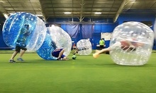 inflatable body zorb/bubble soccer / bubble ball for football transparent color