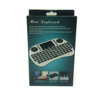Marvery Wholesale Mini i8 Fly Air Mouse i8 2.4g wireless mini keyboard For PC Notebook Android TV Box