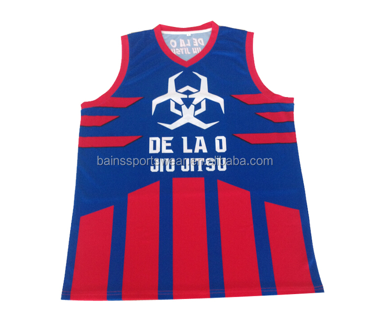 Top quality custom basketball jersey design 2016