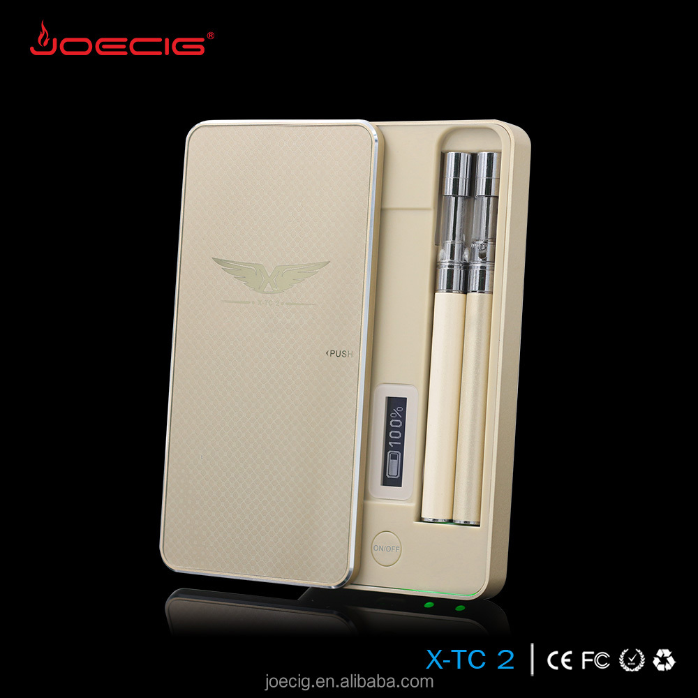 2017 wholesale high quality quit smoking e cig x-tc-2 starter kit