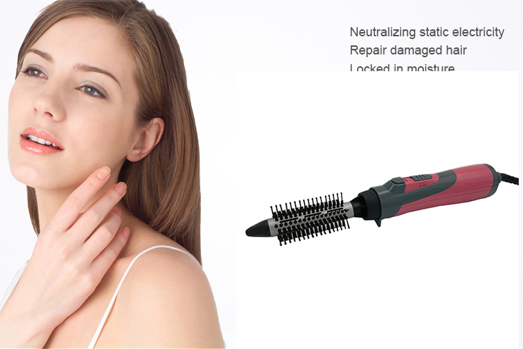 2019 New design cheap price home use portable travel hot air styler,hot air brush styler