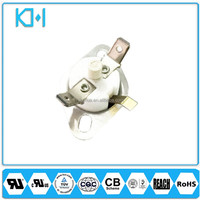 5A 10A 15A 16A Wireless Water Heater Milk Heater KSD301 Normal Open easy Heat Bimetal Thermostat For Appliance