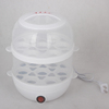 Large capacity egg steamer with stainless steel plate1-14eggs capacity