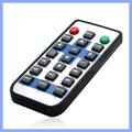 21 Keys Silicone DVD Remote Control Infrared Electrical Switch For TV DVD VCD CD MP3 MP4 DVB STB