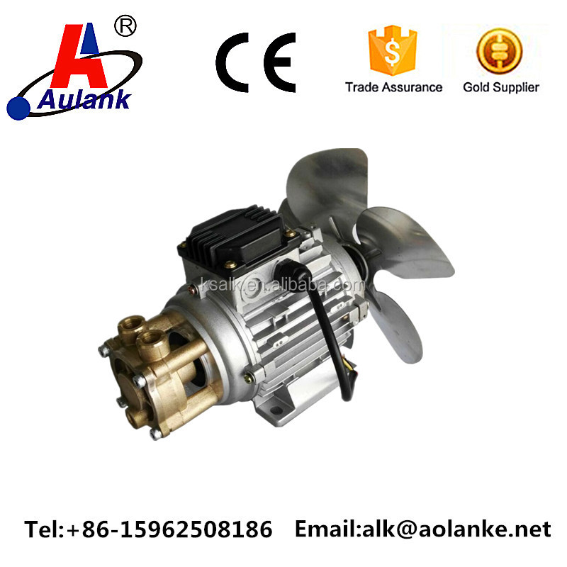 ALK 0.16kw cooling water pump with fan for water tank circulating pump in welding equipment