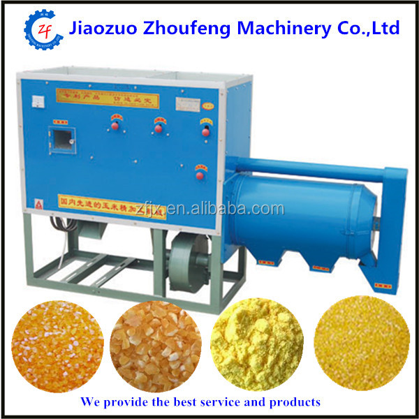 Best selling commercial corn starch making machine corn grits flour mill processing machine