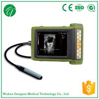 Full digital ultrasound scanner for Veterinary