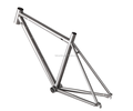 Supper popular customized titanium road bike frame TSB-CBR1001