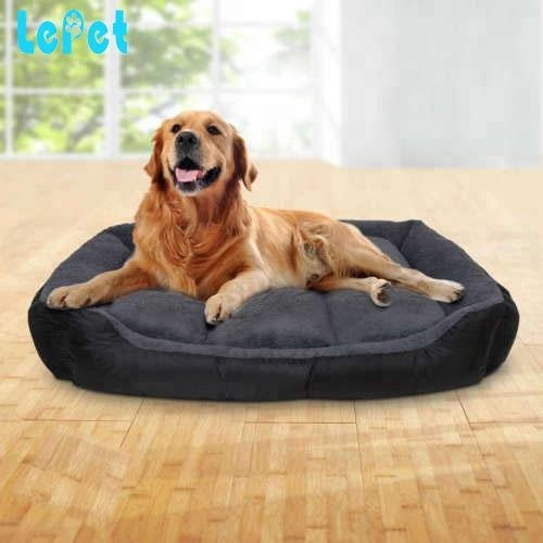 Manufacturer Wholesale Puppy Cat Soft Pet Bed Warm Dog Bed Extra Large