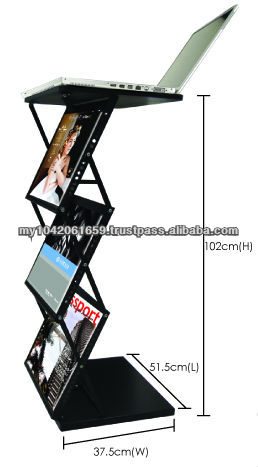 A3 size brochure stand