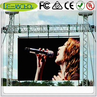 weight full color outdoor professional manufactory p3 rental led display screen