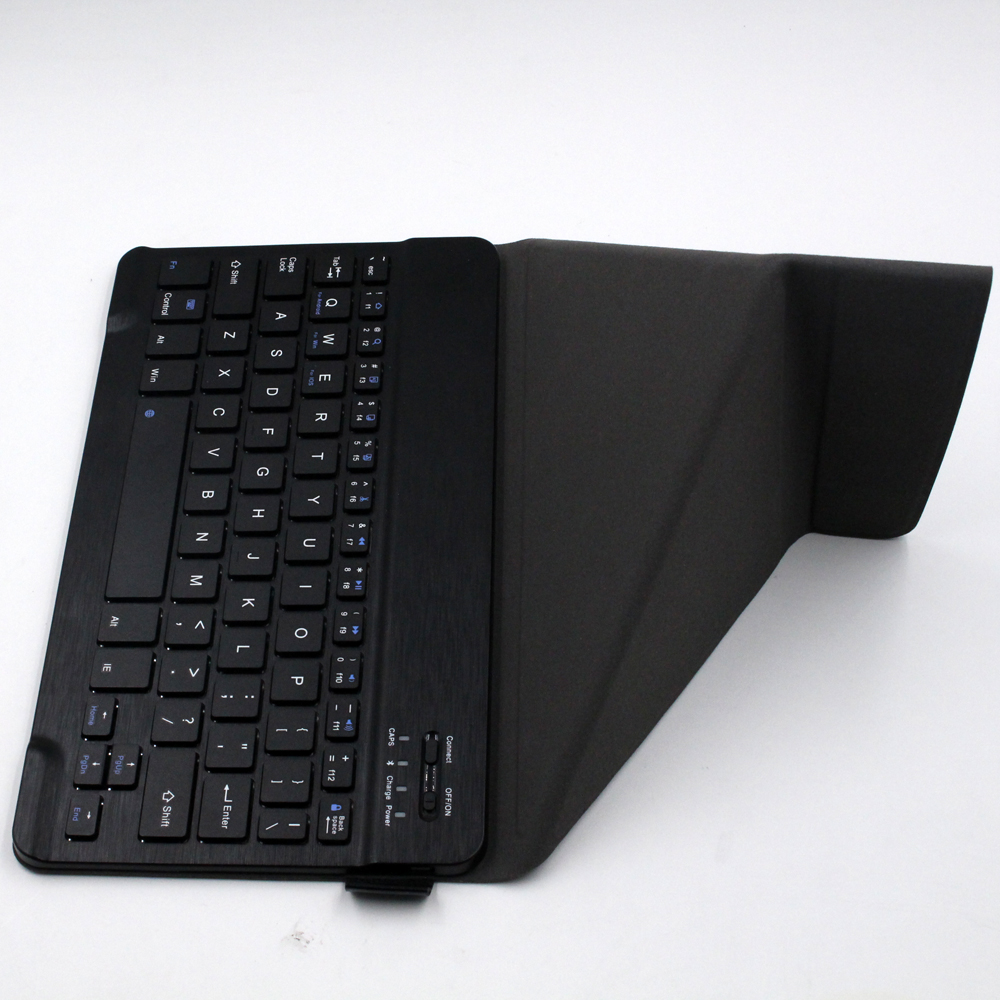 7inch /8inch/9.5inch Bluetooth Keyboard separable slim wireless keyboard For SAMSUNG GALAXY With Leather case