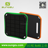 5600mAh Solar Panel Power Bank Charger Battery for Mobile Phones/iPhone/iPad/Samsung (CE ROHS)