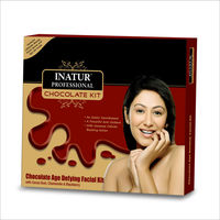 Chocolate Age Defying Facial Kit