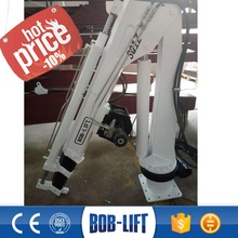 Small Mini 1Ton Crane Barges for Sale