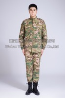 [Wuhan YinSong] Poly/Cotton Military CP Camouflage Uniform Multicam Military Suit