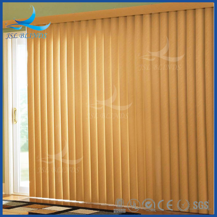 Flexible price plastic vertical blinds slats