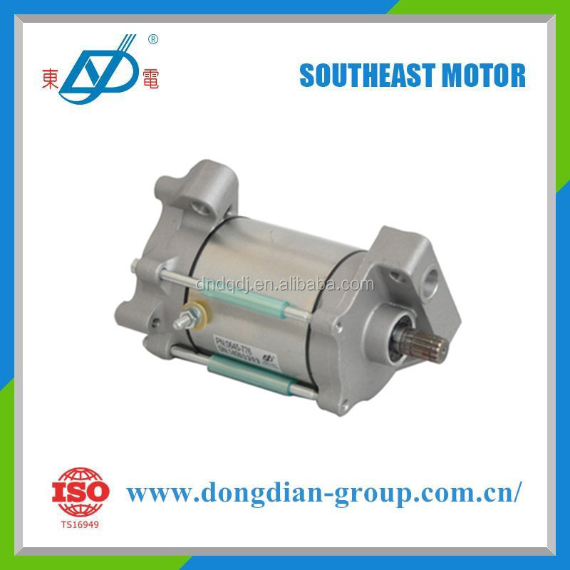 electric motorcycle motor dc motor PIAGGIO supplier OEM