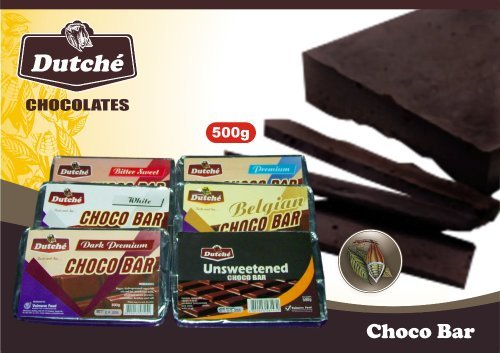 Dutche Chocolate Bar