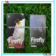 A5 firefly notebook cover printing paper with quality paper sheets wholesale