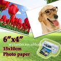 235gsm, 6x4 (10x15cm) - 40 sheets/pack - glossy photo paper