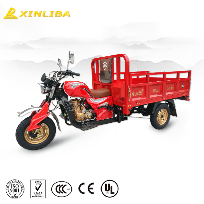 Top quality hot selling 150cc 200cc 3 wheel tricycle