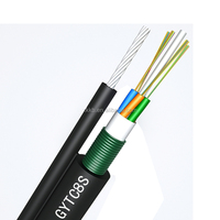 GYTC8S Single Mode Fiber Optic Cable