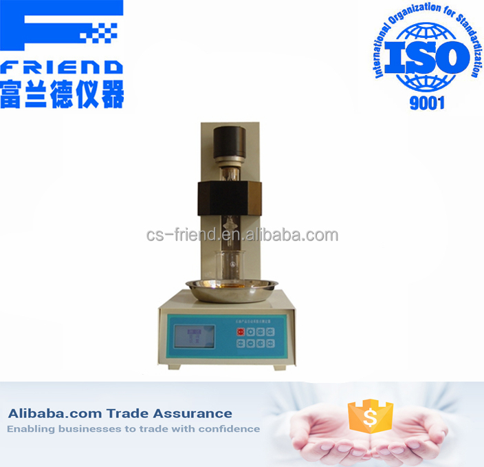 Petroleum Oils Aniline Point Tester/Aniline Point Measuring Instrument/Aniline Point of Oil Analyzer