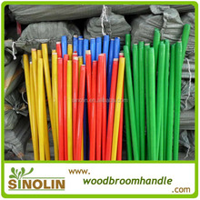plastic broom handle with pvc cover