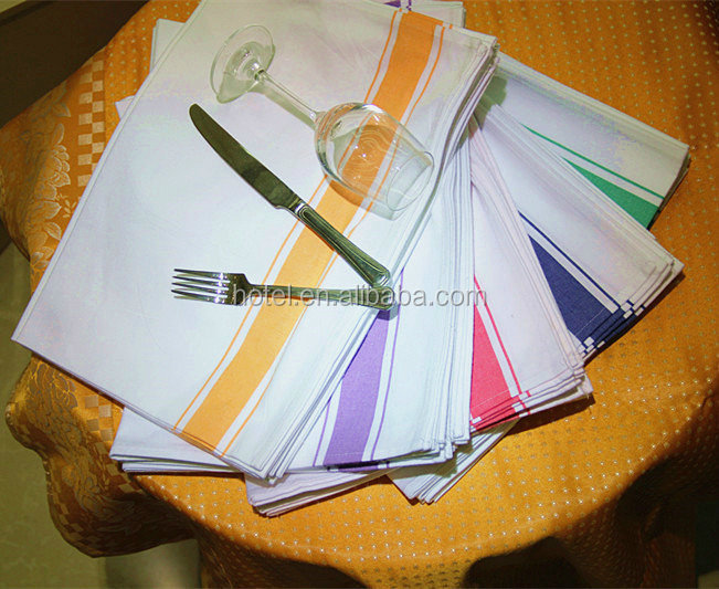 100% cotton woven dish towels tea towels kitchen towels