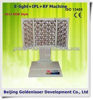 2013 New design E-light+IPL+RF machine tattooing Beauty machine disposable grip