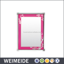 Large size wall mirror buy discount fashion mirror frame