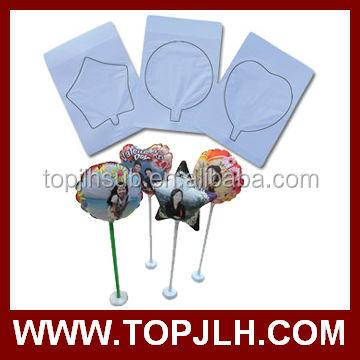 hot custom printing diy inkjet printable balloon wholesale