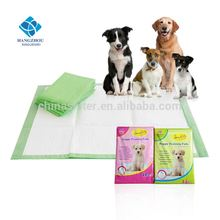 Dog Toilet Pee Training Handy Pads For Puppies And Indoor Dogs Supplier