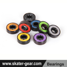SKATERGEAR 608 abec 11 color ceramic skateboard bearings