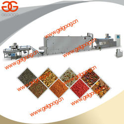 Pet Food Product Line|Dog Food Machine|Fish Food Processing Line